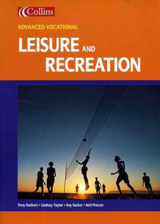 Image for Leisure and Recreation for Advanced GNVQ