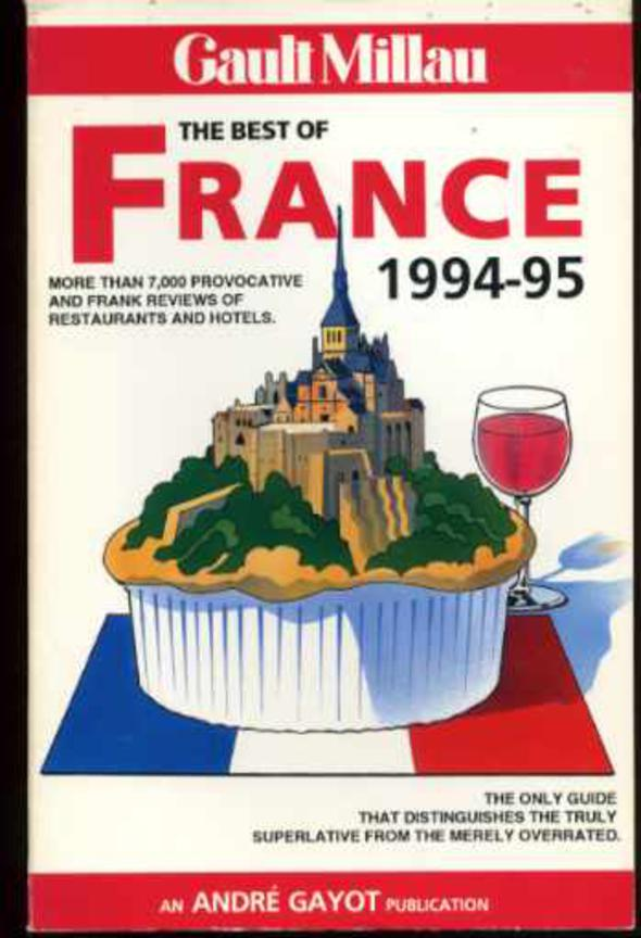 Image for The Best of France : 1994-95