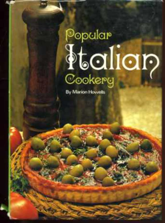 Image for Popular Italian Cookery