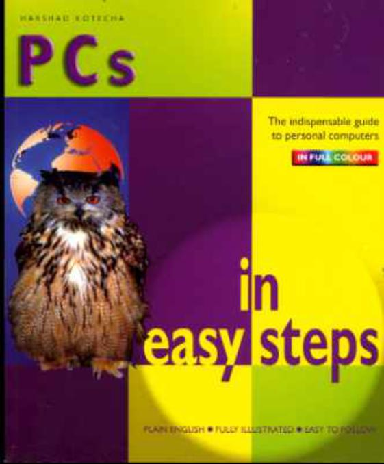 Image for PCs in Easy Steps