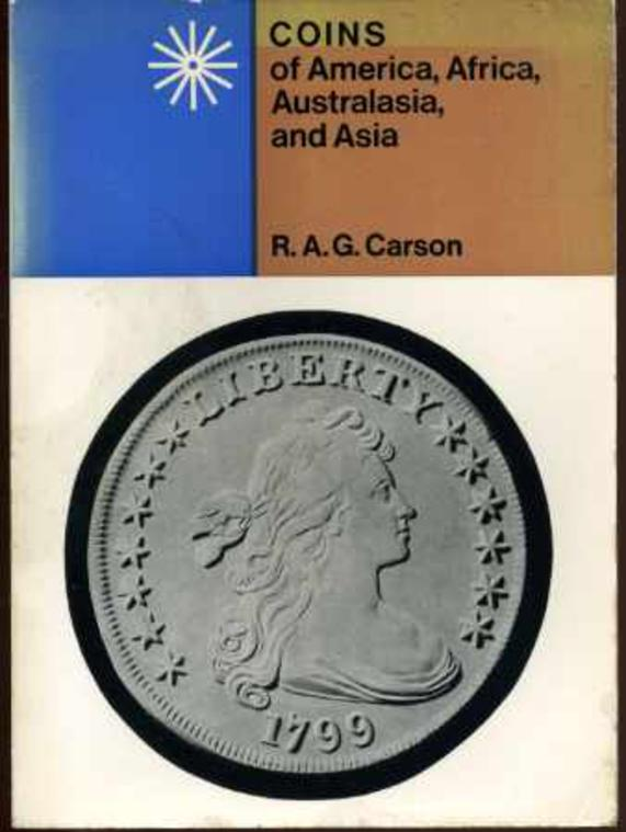 Image for Coins of America, Africa, Australasia and Asia - Volume 3