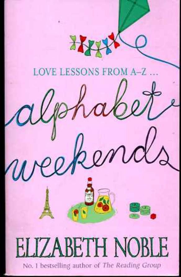 Image for Alphabet Weekends