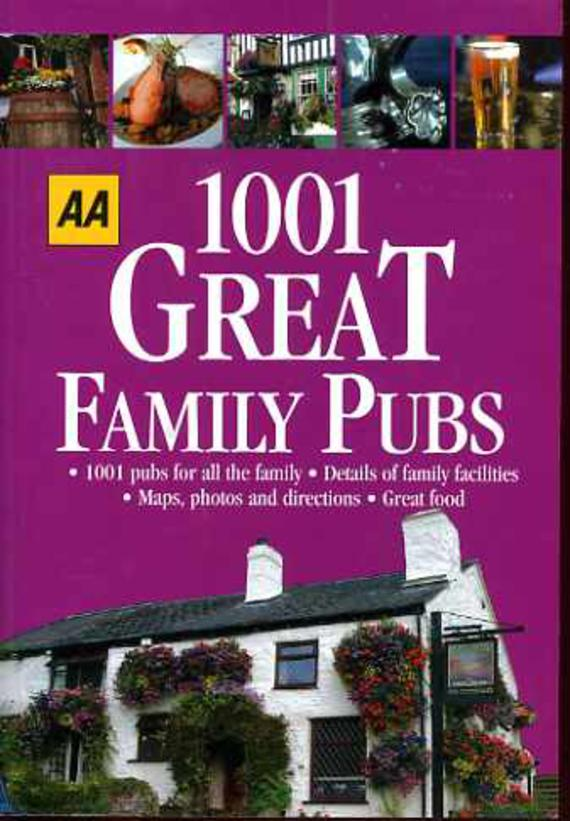 Image for AA 1001 Great Family Pubs: Britain