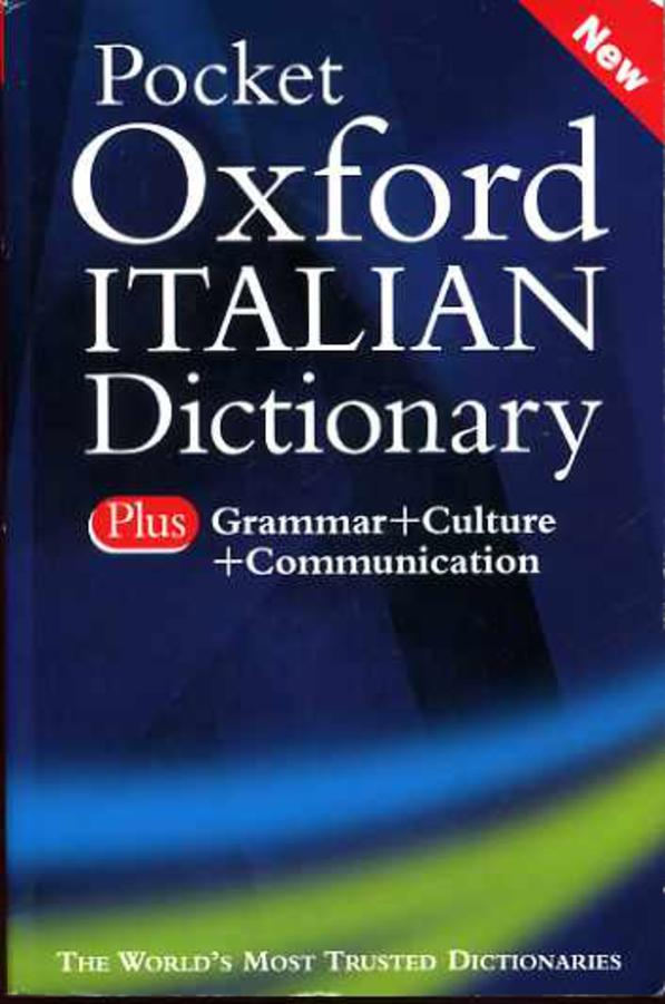 Image for Pocket Oxford Italian Dictionary