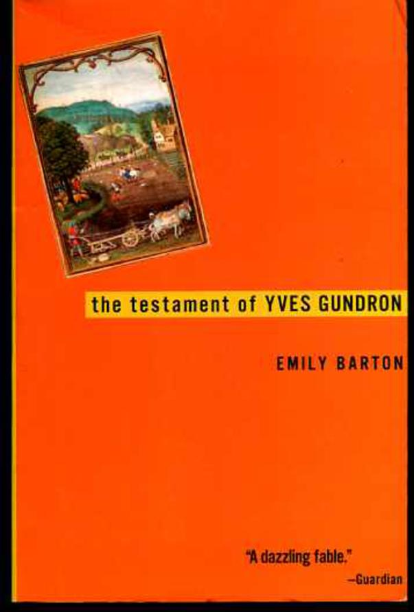 Image for The Testament of Yves Gundron