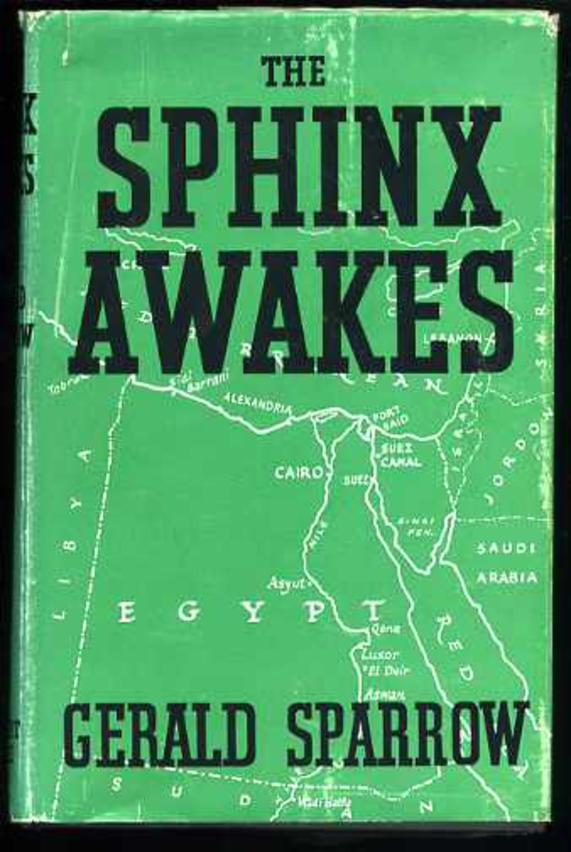 Image for The Sphinx Awakes