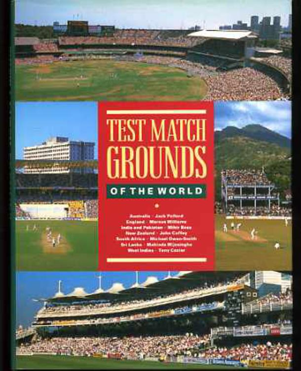 Image for Test Match Grounds