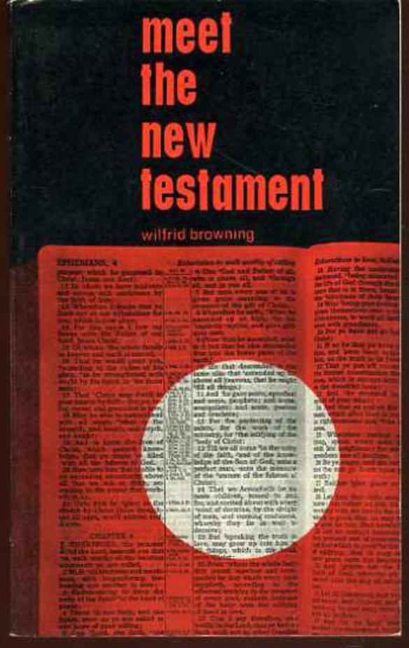 Image for Meet the New Testament