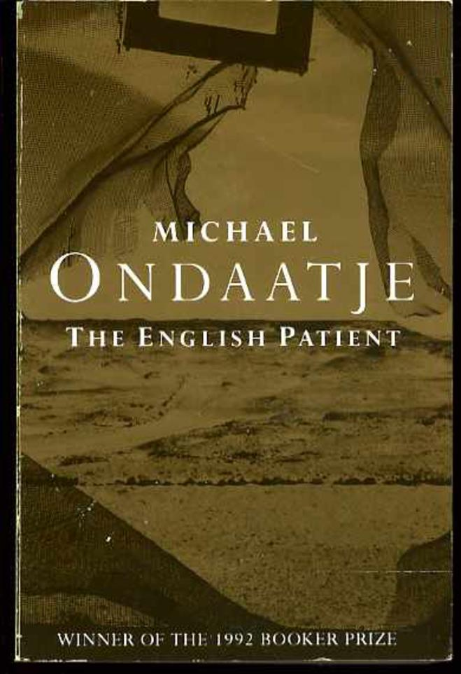 Image for The English Patient,