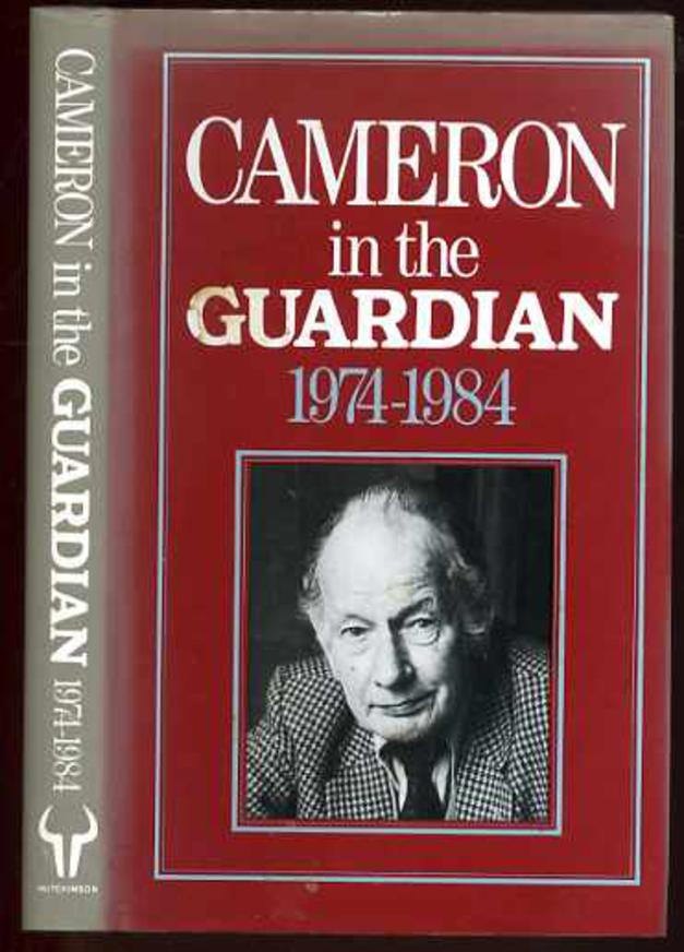 """Image for Cameron in the """"Guardian"""", 1974-84"""