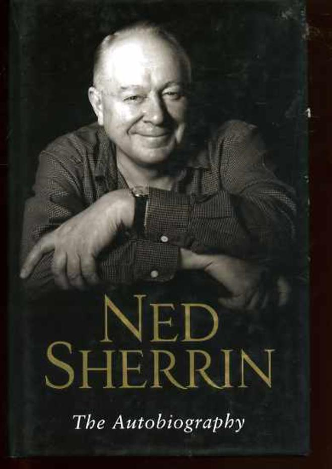 Image for Ned Sherrin : The Autobiography