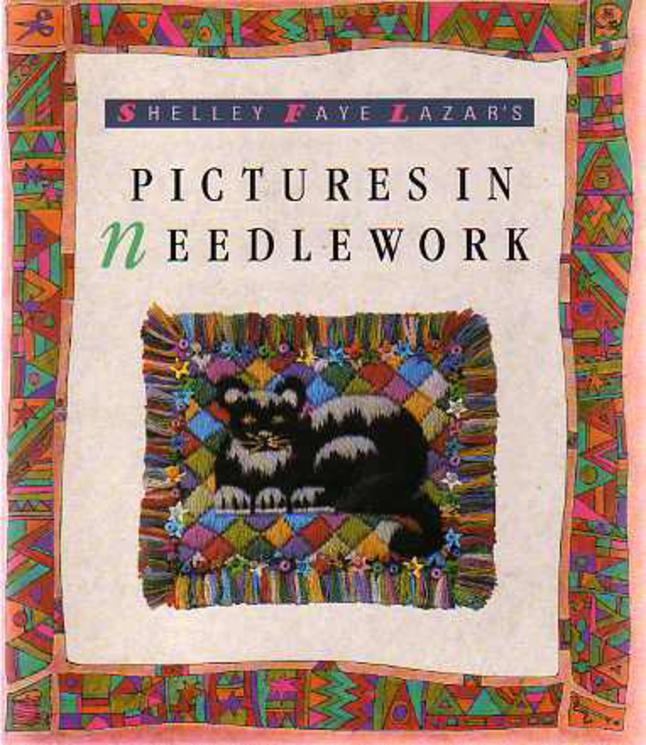 Image for Pictures in Needlework