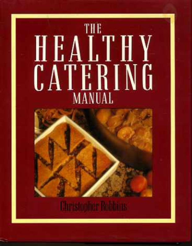 Image for The Healthy Catering Manual