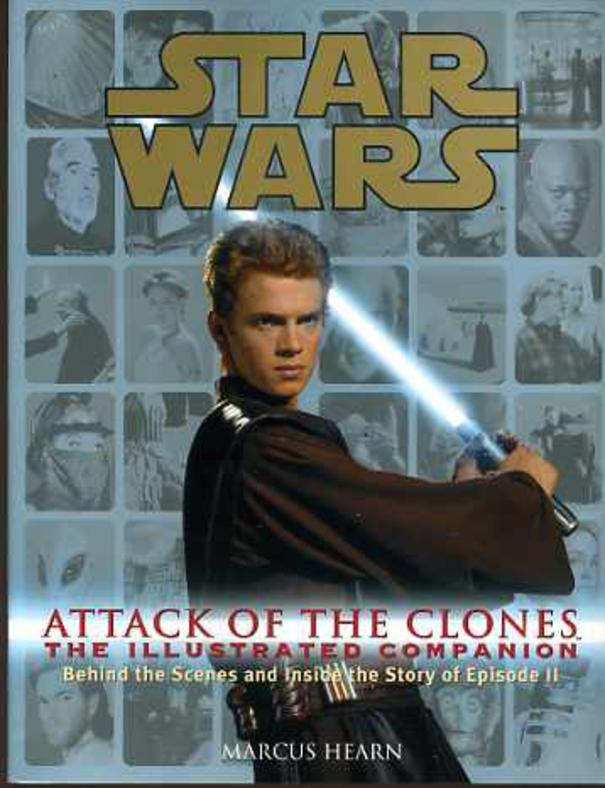 Image for Star Wars Attack of the Clones The Illustrated Companion