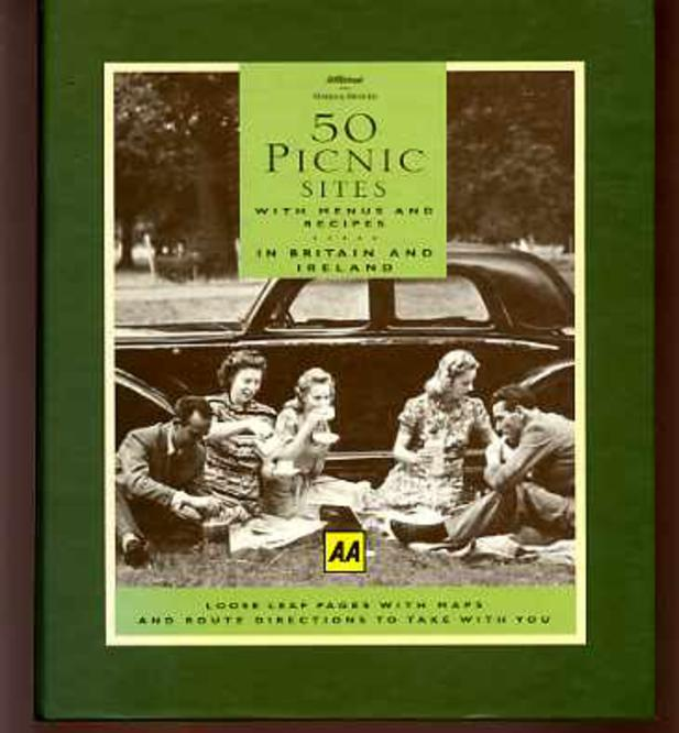 Image for 50 Picnic Sites : With Menus and Recipes