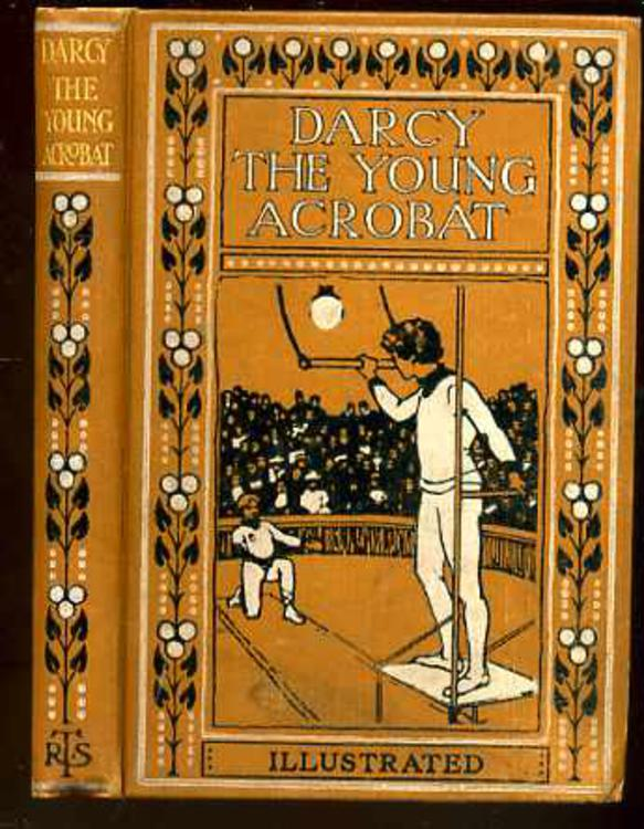 Image for Darcy the Young Acrobat