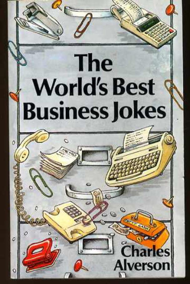 Image for The Worlds Best Business Jokes