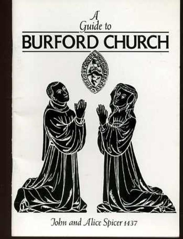 Image for A Guide to Burford Church