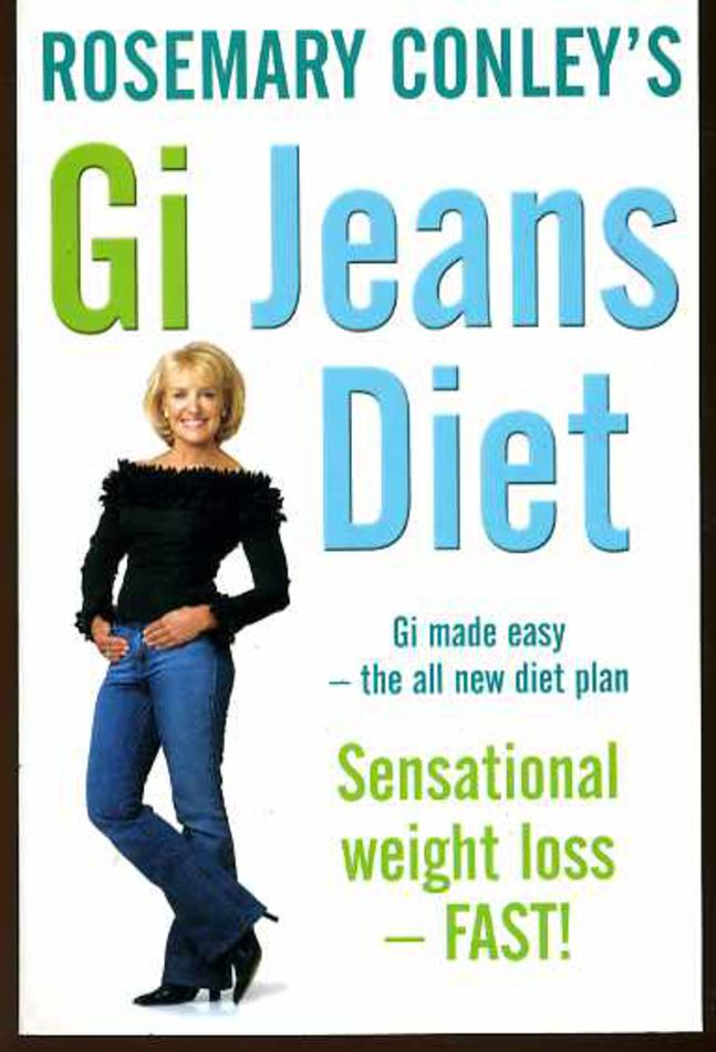Image for Rosemary Conley's GI Jeans Diet
