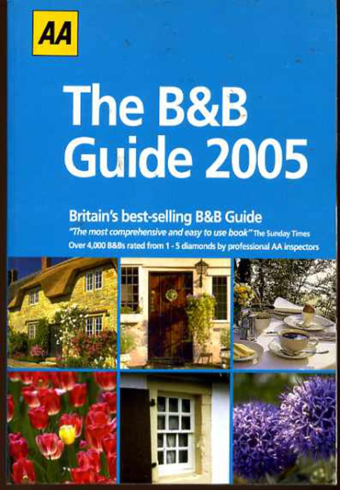 Image for AA the B&B Guide