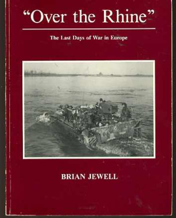 Image for Over the Rhine : The Last Days of War in Europe