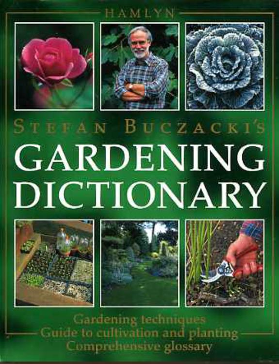 Image for Stefan Buczacki's Gardening Dictionary