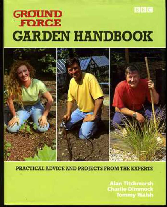 Image for Ground Force Garden Handbook