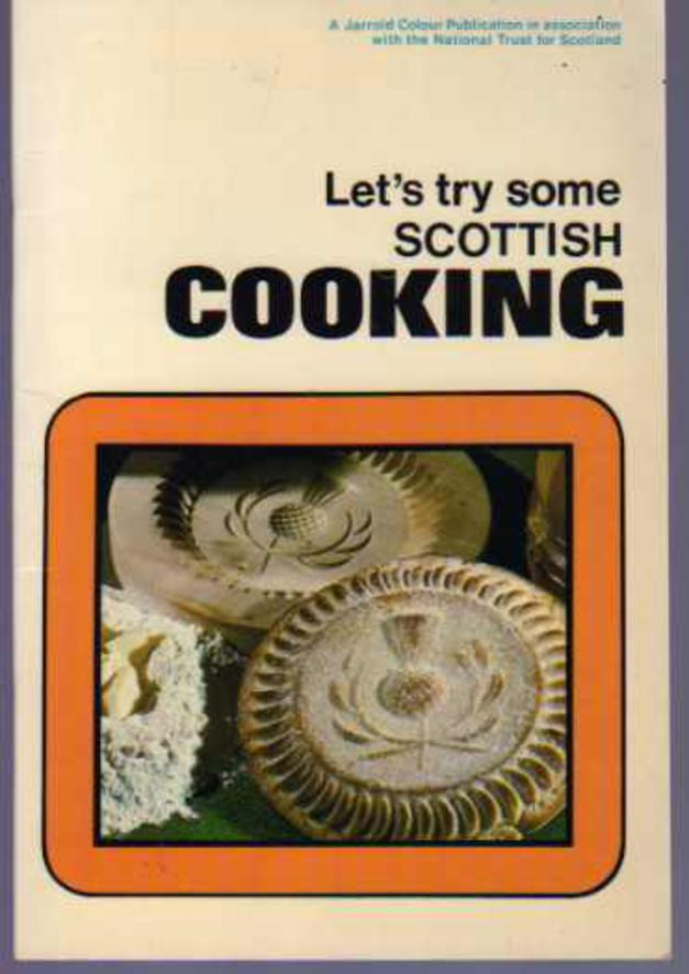 Image for Let's Try Some Scottish Cooking