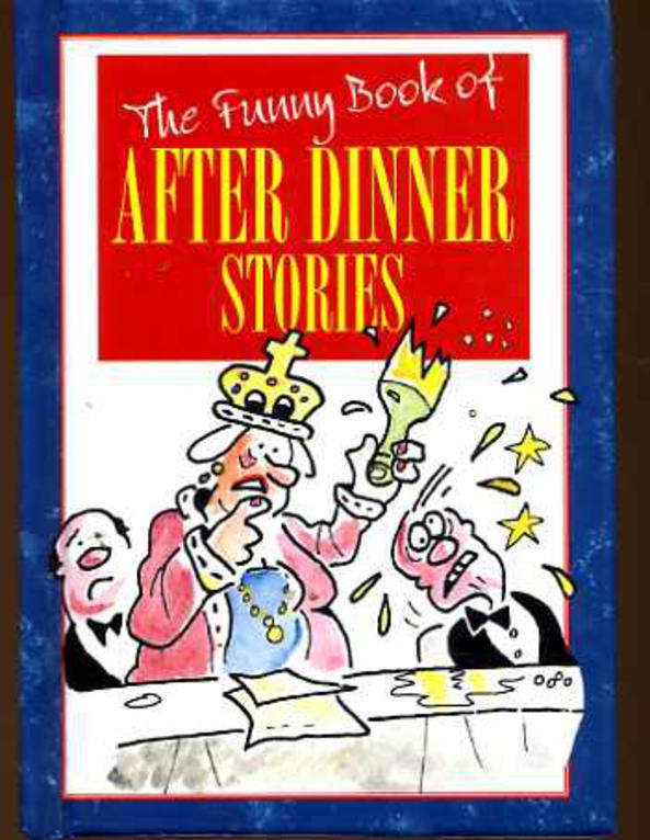 Image for The Funny Book of After Dinner Stories