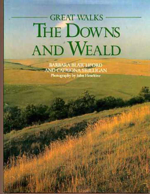 Image for Great Walks : The Downs and Weald