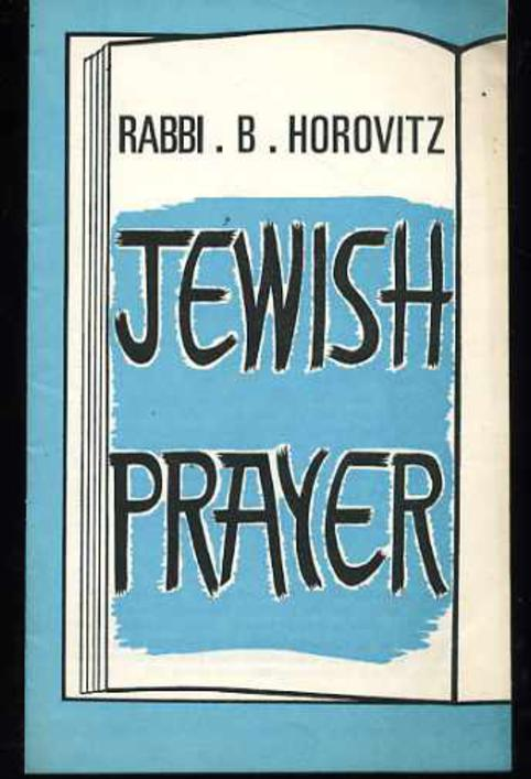 Image for Jewish Prayer