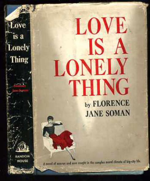 Image for Love is a Lonely Thing