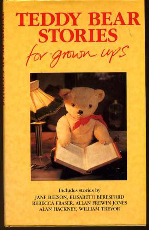 Image for Teddy Bear Stories for Grown Ups