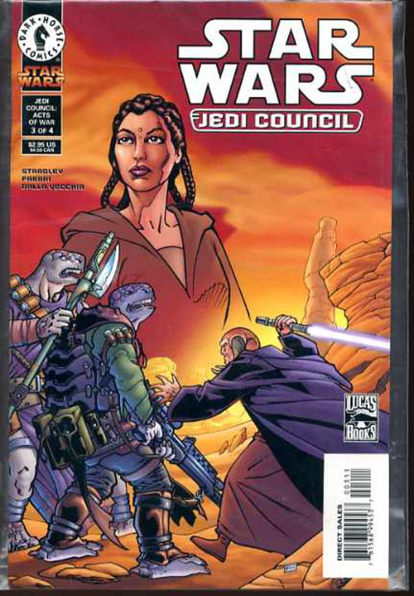 Image for Star Wars Jedi Council Acts of War Part 3 of 4