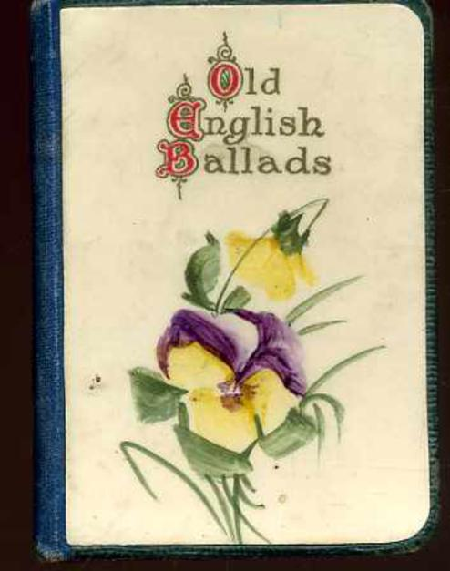 Image for Selection of Old English Ballads