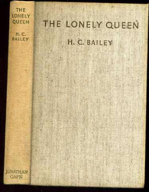 Image for The Lonely Queen