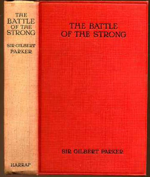 Image for The Battle of the Strong - a Romance of Two Kingdoms
