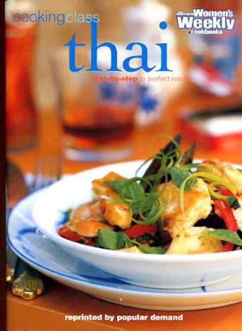 Image for Thai Cooking Class