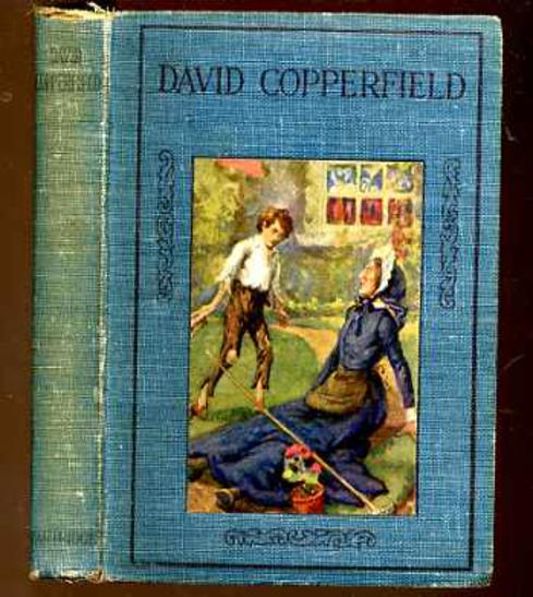 Image for David Copperfield - Told to the Children