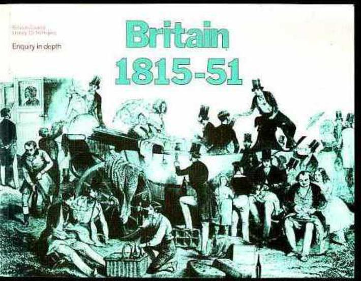 Image for Enquiry in Depth: Britain, 1815-51
