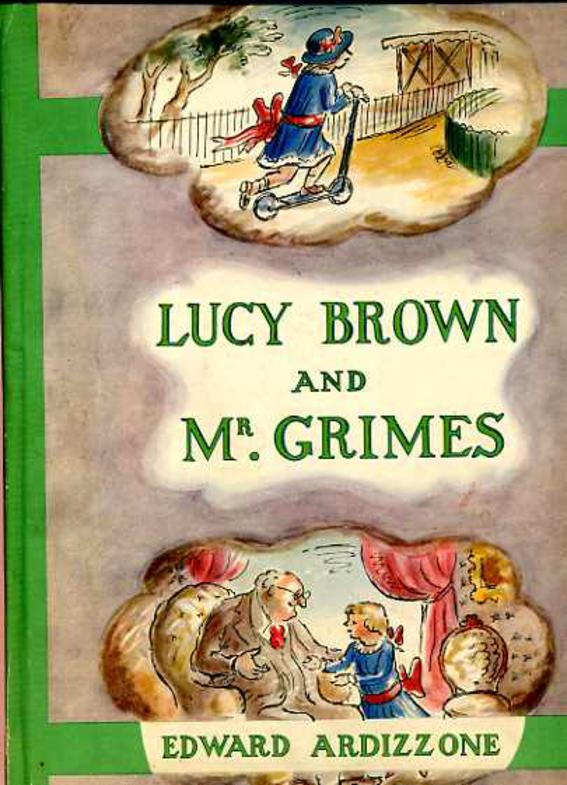 Image for Lucy Brown and Mr Grimes