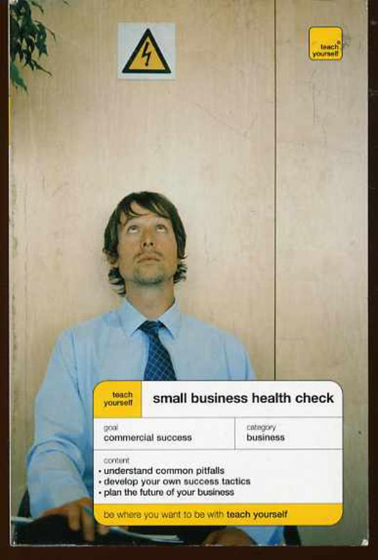 Image for Teach Yourself Small Business Health Check