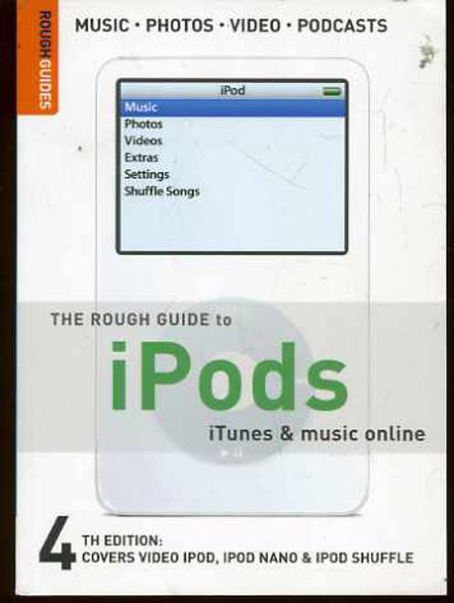Image for The Rough Guide to IPod, ITunes and Music Online