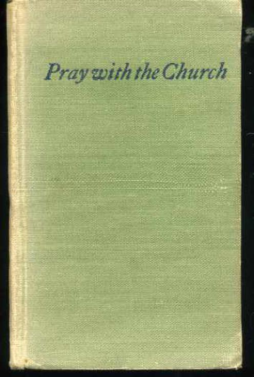 Image for Pray with the Church