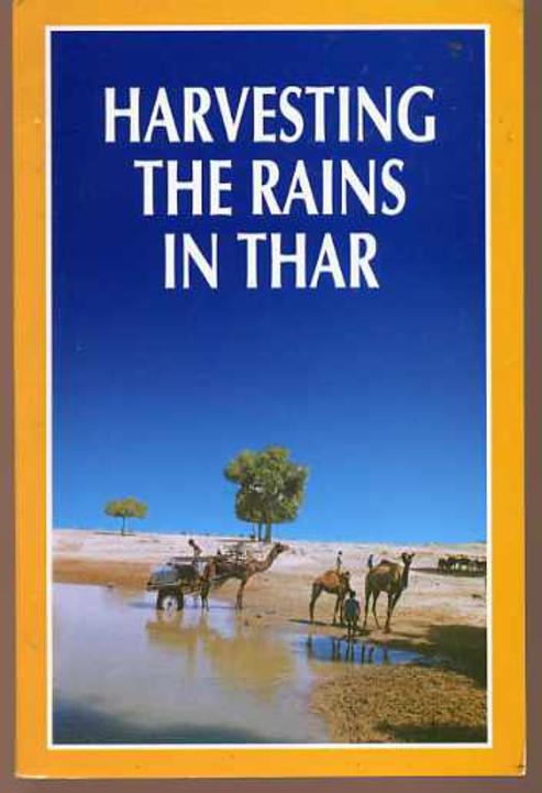 Image for Harvesting the Rains in Thar