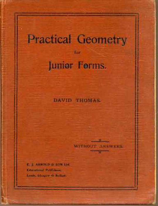 Image for Practical Geometry for Junior Forms