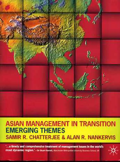Image for Asian Management in Transition : Emerging Themes