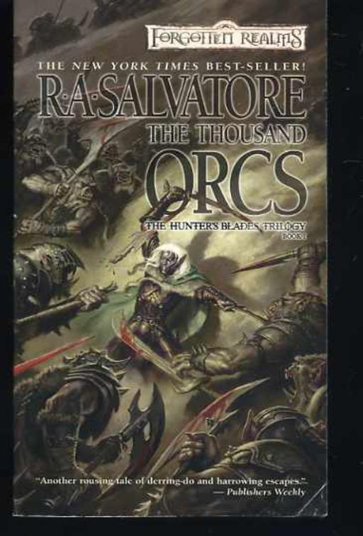 Image for The Thousand Orcs