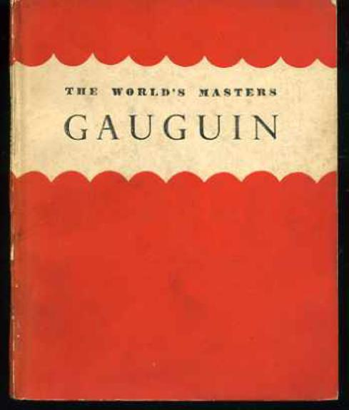 Image for The World's Master's - Paul Gauguin