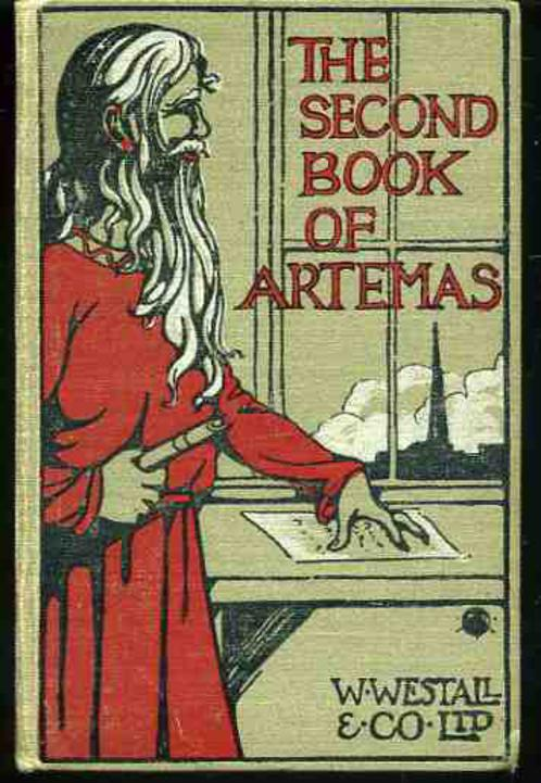 Image for The Second Book of Artemas